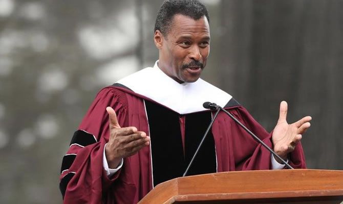 Morehouse Names New President