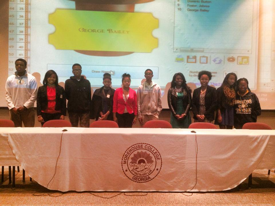 "First Annual ""College Access Summit"" a Success"