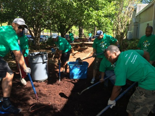 SIGN UP for 2015 Comcast Cares Community Service Day