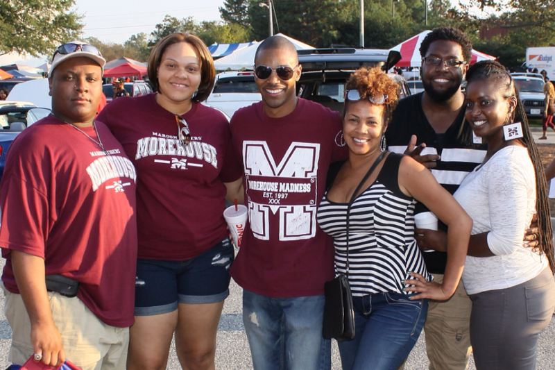 2015 Luxury RV Trips to Morehouse Football Games
