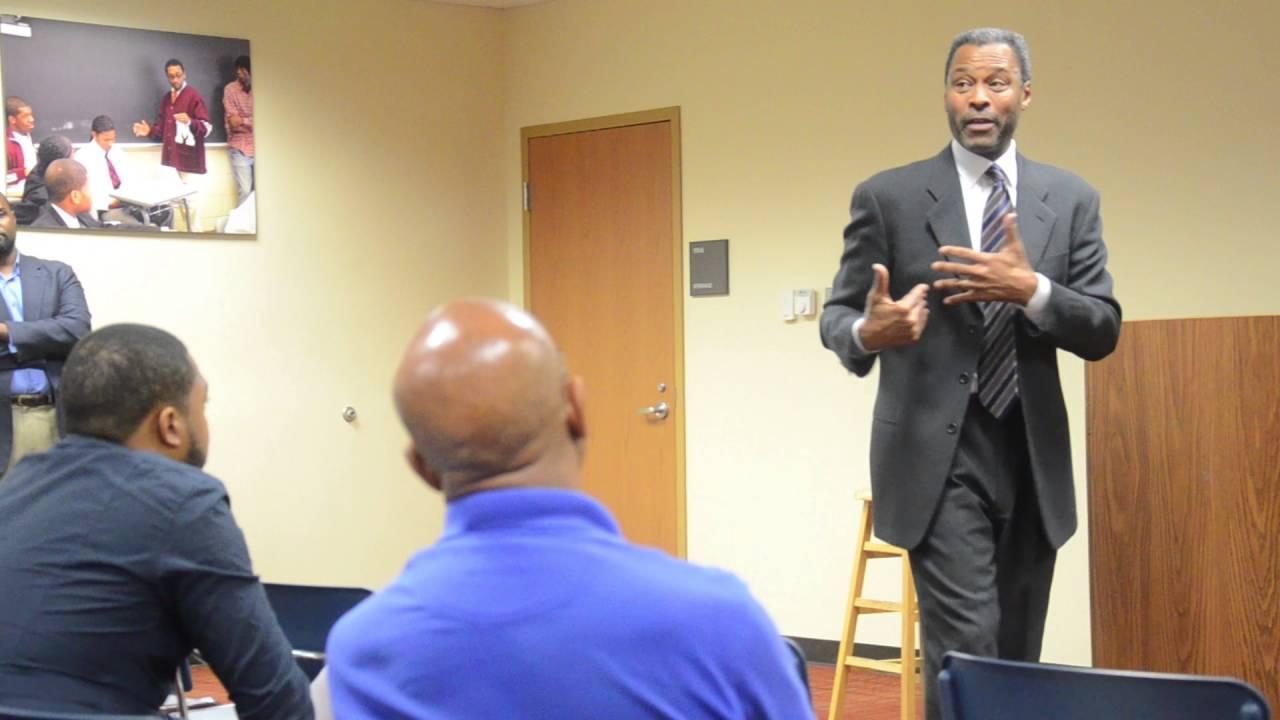 VIDEO: President Wilson at September Alumni Meeting