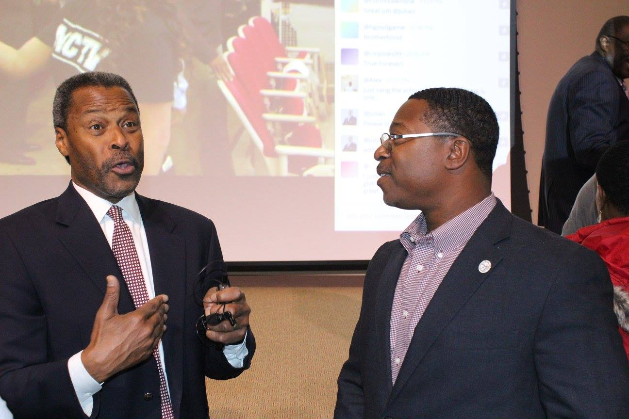 RECAP: President Wilson's State of the College