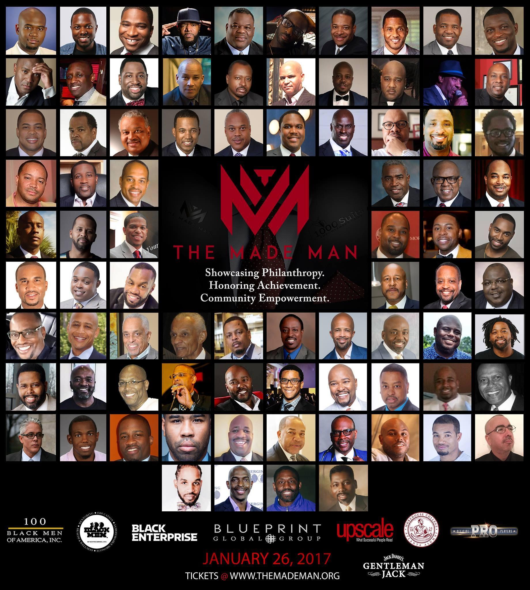 The Made Man Atlanta, coming January 26