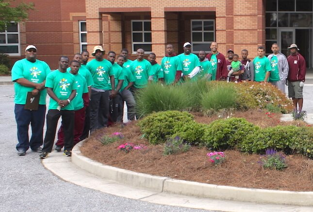 Comcast Cares Morehouse Atlanta Alumni